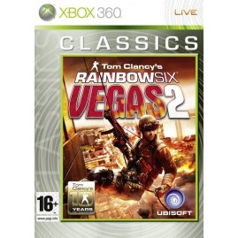 Tom Clancy's Rainbow Six Vegas 2 (używana)