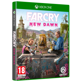 Far Cry New Dawn PL (używana)