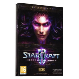 Starcraft 2 Heart of the Swarm PL (nowa)
