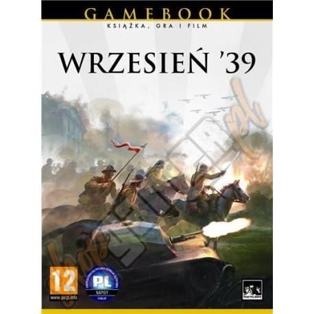 Wrzesień '39 PL GAMEBOOK (nowa)