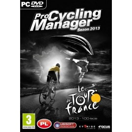 Pro Cycling Manager 2013 - Tour de France PL (nowa)