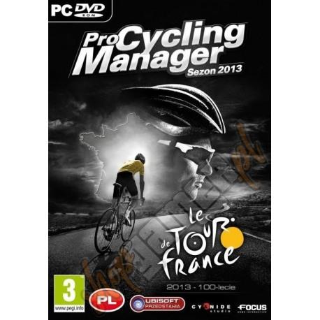 Pro Cycling Manager 2013 - Tour de France PL (nowa)