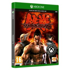 Tekken 6 X360/XONE (używana)