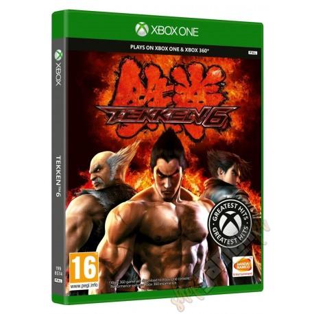 Tekken 6 (nowa)