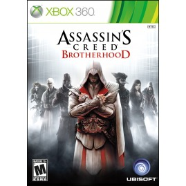 Assassin's Creed: Brotherhood PL (używana)