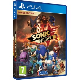 Sonic Forces Limited Edition PL (używana)