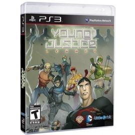 Young Justice: Legacy (używana)