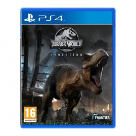 Jurassic World Evolution (używana)