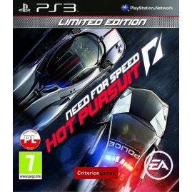 Need For Speed Hot Pursuit (używana)
