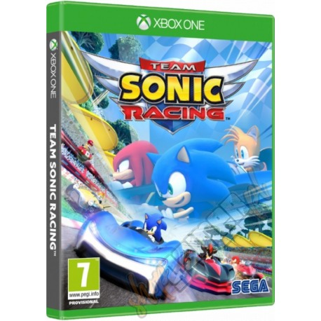 Team Sonic Racing PL