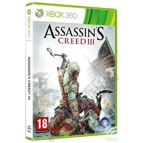Assassin's Creed 3 (używana)