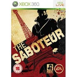 The Saboteur (używana)