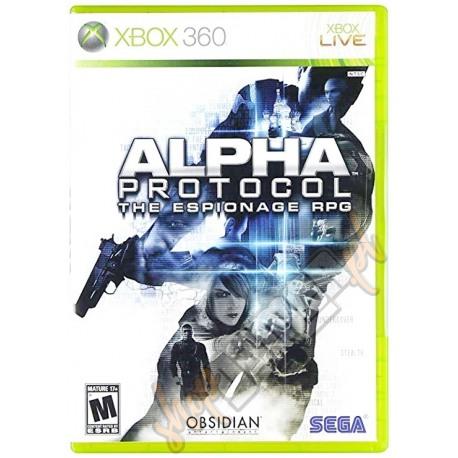 Alpha Protocol: The Espionage RPG (używana)
