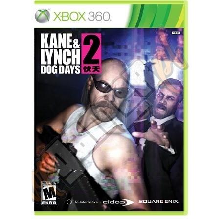 Kane & Lynch 2 (używana)