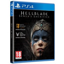 Hellblade Senua's Sacrifice PL (używana)