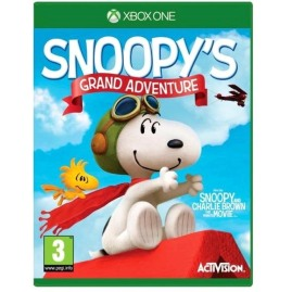 Snoopy's Grand Adventure (używana)