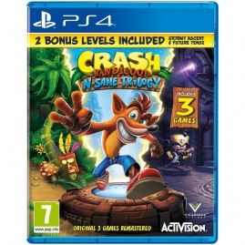 CRASH BANDICOOT N. SANE TRILOGY 2.0 (nowa)