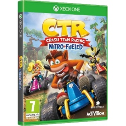 CTR CRASH TEAM RACING NITRO FUELED (Premiera - 21.06.2019)