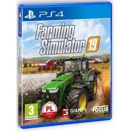 Farming Simulator 19 PL (używana)