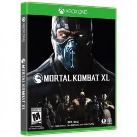 Mortal Kombat XL PL (używana)
