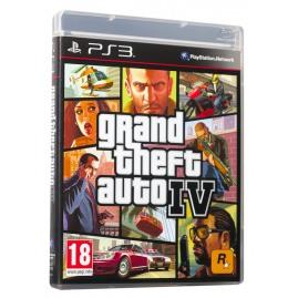 Grand Theft Auto IV (używana)