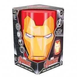 Mini Lampka Marvel Avengers - Iron Man 11 cm (nowa)