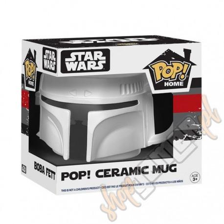 Kubek Funko POP! Star Wars Boba Fett (nowy)