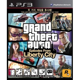 Grand Theft Auto: Episodes from Liberty City (używana)