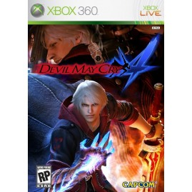 Devil May Cry 4 (używana)
