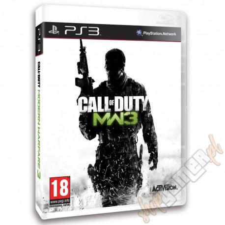 Call of Duty: Modern Warfare 3 (używana)