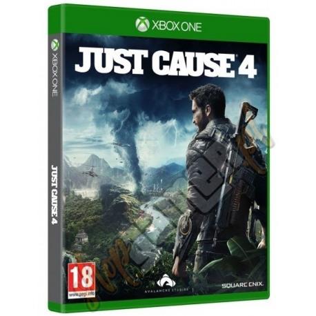 PS4 Just Cause 4 ANG (używana)