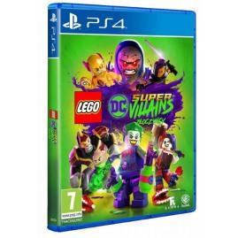 LEGO DC SUPER VILLAINS SUPER ZŁOCZYŃCY PL (używana)