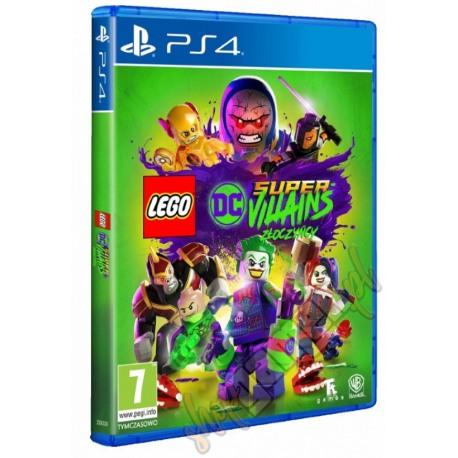 LEGO DC SUPER VILLAINS SUPER ZŁOCZYŃCY PL