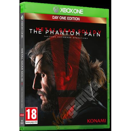 Metal Gear Solid V: The Phantom Pain (używana)