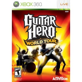 Guitar Hero: World Tour (używana)