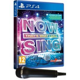 Now Sing + mikrofon (nowa)