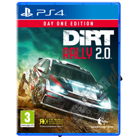 DIRT RALLY 2.0 DAY ONE EDITION PL (nowa)
