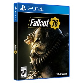 Fallout 76 PL (używana)