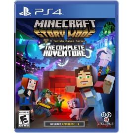 Minecraft: Story Mode The Complete Adventure (używana)