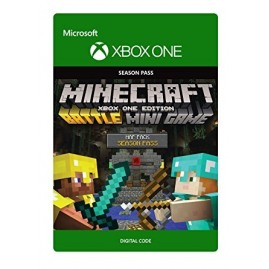 Minecraft - Battle Map Pack Season Pass XONE (Kod)