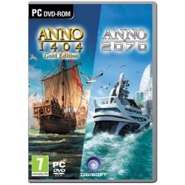 Anno 1404 + Anno 2070 (nowa)