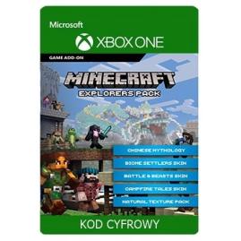 Minecraft - Dodatek Explorer Pack XONE (Kod)