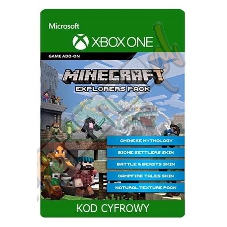 Minecraft - Dodatek Explorer Pack (Kod)