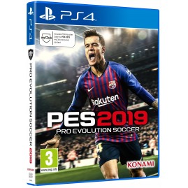 PES 2019 (używana)