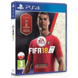 FIFA 18 PL (używana)