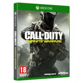 Call of Duty Infinite Warfare ANG (używana)