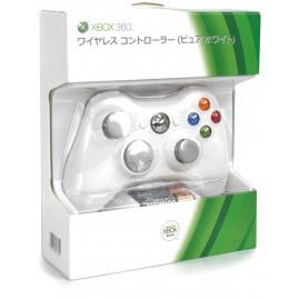 BEZPRZEWODOWY GAMEPAD XBOX 360 PC Biały (nowy)