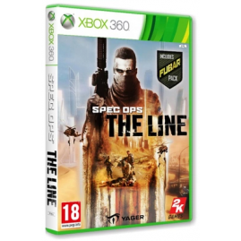 Spec Ops: The Line (używana)