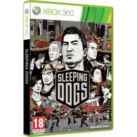 Sleeping Dogs PL (używana)