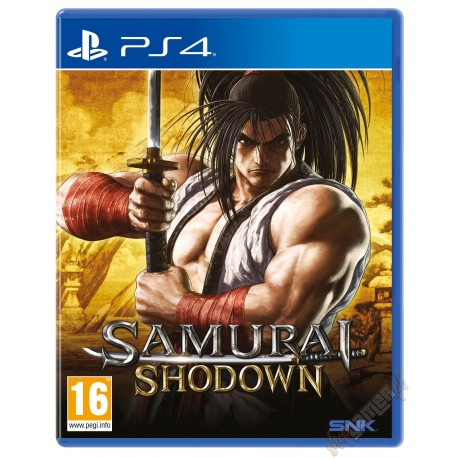Samurai Shodown (używana)